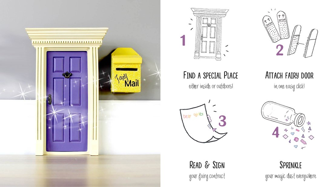 lil Fairy Doors ~ Imaginative and Interactive Play