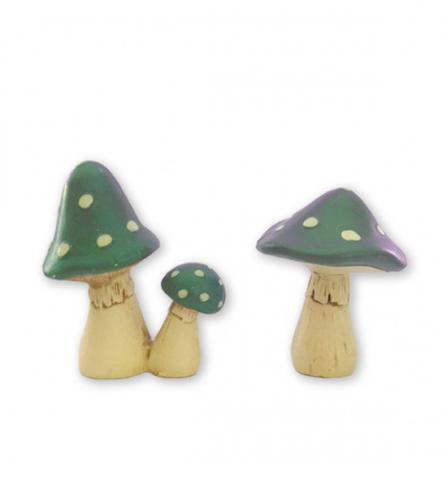 Lil Mushrooms Believe Fairy Designs Lil Fairy Doors