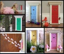 Fairy Doors, imaginative play -TAX FREE