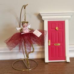 No Open Pink Lemonade Fairy Door