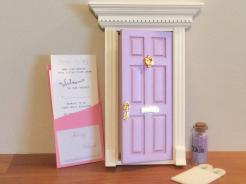 Fairy Door Opening Mauve