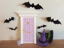 Bat Decoration, 3D